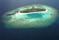 $220+: Maldives Resort w/Villa & Breakfast; Save up to 50%