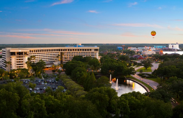 Deal Alert: $84+ Downtown Disney Hotels in May & June
