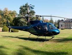 VIP Day Trip from Paris to Deauville with Helicopter Transport