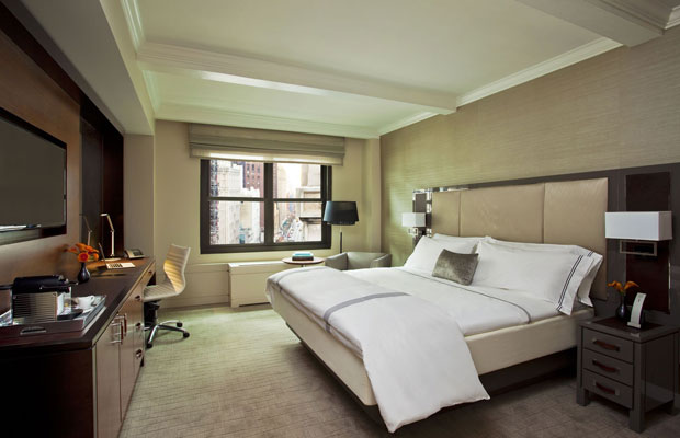 Walking Tours, Wine & More: 5 Excellent Free Hotel Amenities In NYC