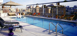 Swim and Spa Deal in New York