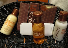 Does Taking Hotel Shampoos Home Count as Stealing?