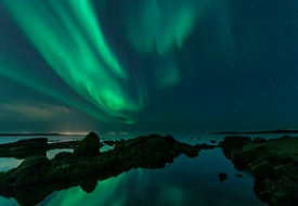 $777+: Iceland: 3 Night Northern Lights & Glacier Trip w/Air