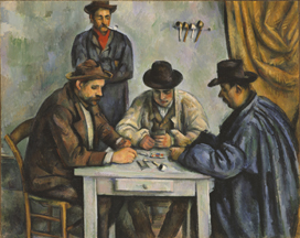 """""""Cezanne and Beyond"""" in Philadelphia"""
