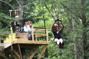Amp Up Your Fall Foliage Trip With New NY Zipline Tour