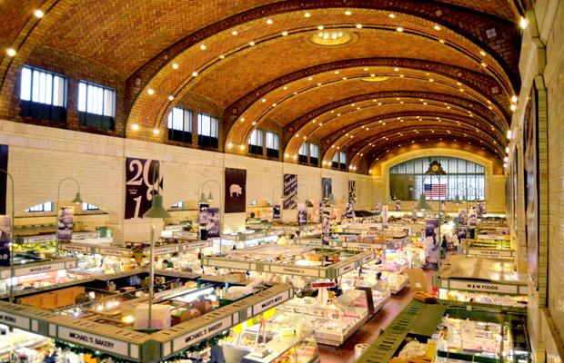 4 Indoor Food Markets to Visit Across the U.S.