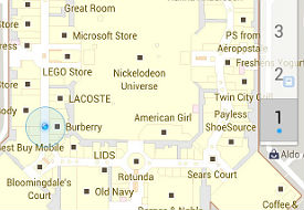 Google Launches Indoor Maps for Airports and Department Stores