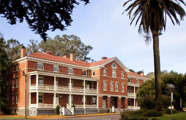 Checking In: Inn at the Presidio
