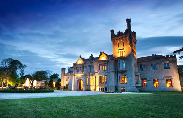 See Ireland's Most Breathtaking Castle Hotels