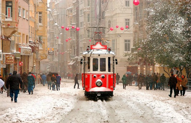 Why You Should Visit Istanbul In The Winter