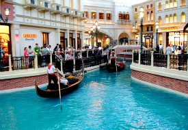 $119+: Las Vegas 5-Star Venetian Resort w/Extras, Save 40%
