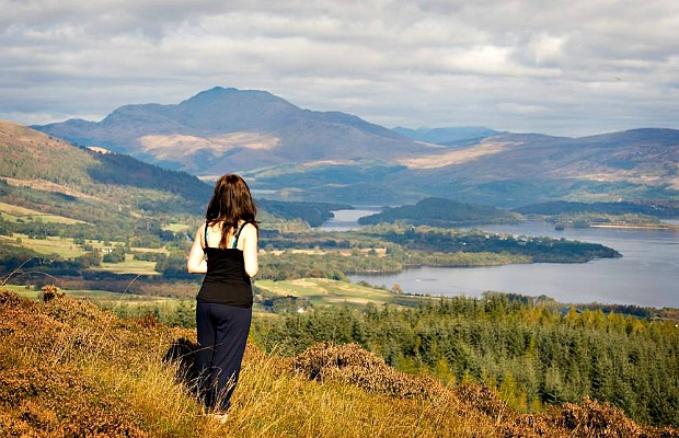 Scotland: A New Way to Walk Across the Country, Plus Other Classic Trails
