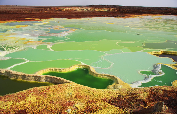 Inspired Travel: Afar Triangle, Ethiopia