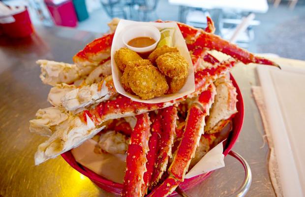 A Southeast Alaska Seafood Tour