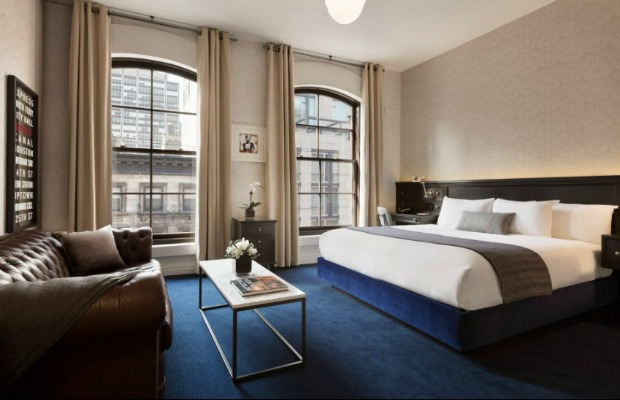 Where to Find $100-$200 New York City Hotel Rooms This Winter