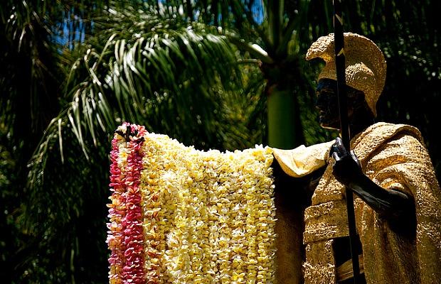 Celebrating Kamehameha Day in Honolulu