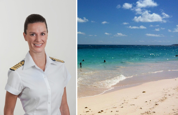 Cruise Tracker: First American Female Captain & More