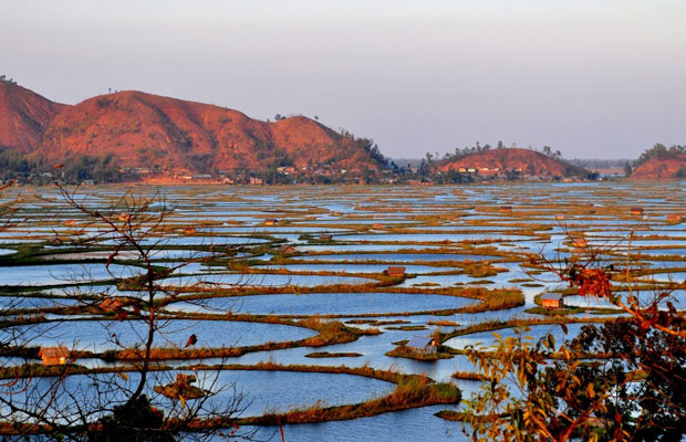 Inspired Travel: Keibul Lamjao National Park