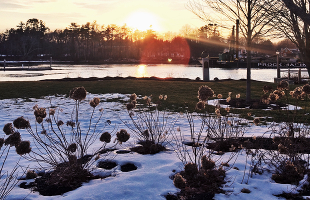 Easy New England Escapes: Smart Winter Luxury in the Kennebunks, Maine