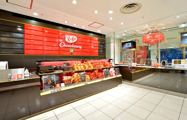 What's New in Tokyo: A Whole Store Dedicated to Kit Kats