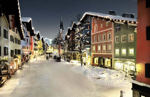 Smart Luxury: Kitzbühel, Austria