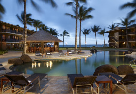 Knock 30% off Rates at Kauai Oceanfront Resort