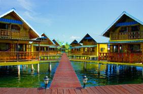Bayfront Lodgings in Bohemian Bocas Del Toro