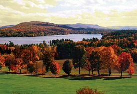 Two Northeast Wellness Retreats Pair Fall Foliage With R&R