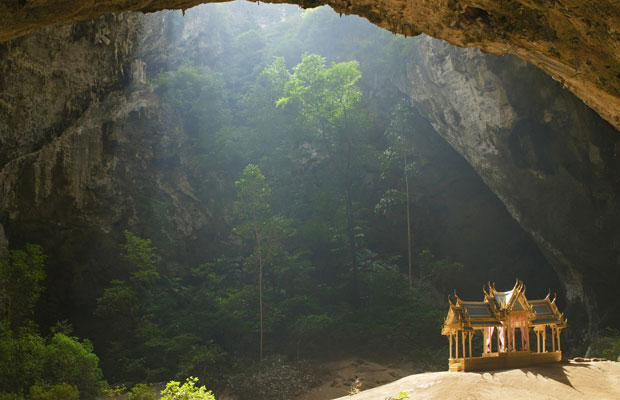 Inspired Travel: Kuha Karuhas Pavilion in Thailand