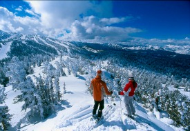 Skiing and Snowboarding at Lake Tahoe: Deep Discounts for Beginners