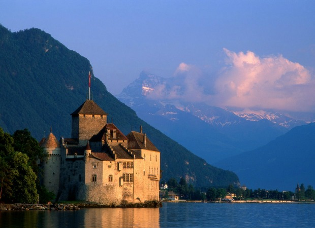 France-Switzerland Rail Pass Let's You Upgrade for Less
