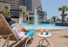 $99+: Summer/Fall Condo Rentals at Laketown Wharf in Panama City, Fla.