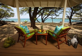 Intimate New Cottages Open on Hawaii's Big Island