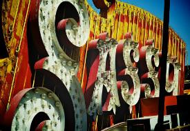 Las Vegas Neon Museum Opens to Public, Illuminates Colorful History