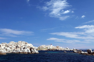 Day Five: Lavezzi Island, Then Back to Sardinia!