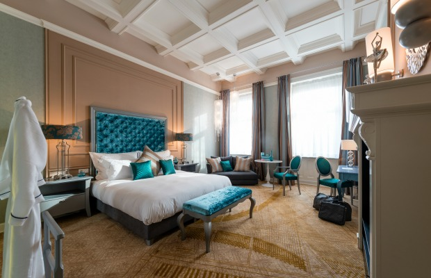 Deal Alert: $225 Opening Rates at New Music-Themed Hotel in Budapest This March