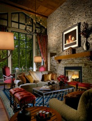 The Lodge at Woodloch in the Poconos Provides Welcoming Winter Retreat