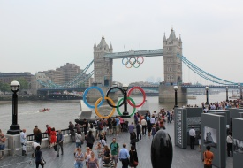Jacked Up London Hotel Rates Falling Fast for Remainder of Olympics