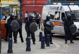 Information for Travelers on the London Riots