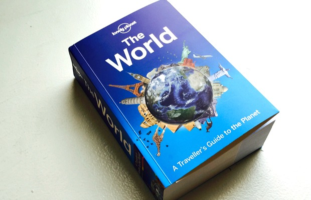 Would You Use a Guidebook… for the World?
