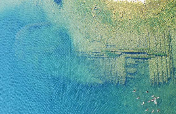 Explore The Shipwrecks Of Lake Michigan