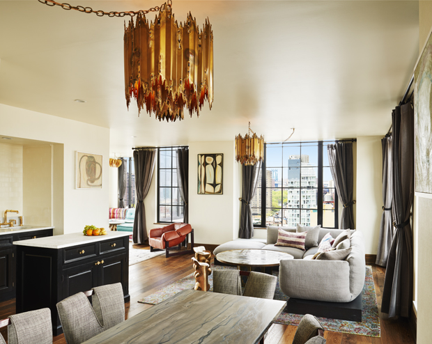 Eye Candy: The Ludlow Hotel's New Penthouse in NYC