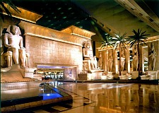$36: Luxor Las Vegas w/Extras in January, February & March