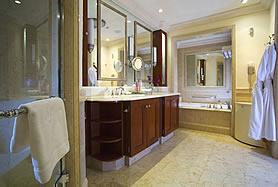 A Luxury Bath a Day at Barbados' Sandy Lane