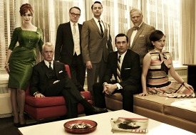 <i>Mad Men</i> Parties and Promotions in New York City