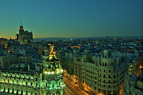Affordable Madrid Getaway from $599