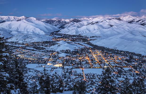 Easy Mountain Escape: Sun Valley, Idaho