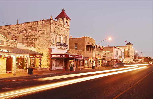 Easy Southern Escapes: Fredericksburg, Texas