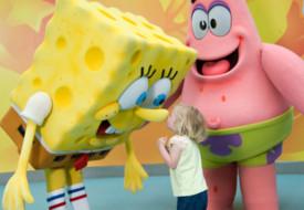 Fall Family Getaway: Mall of America's Nickelodeon Universe