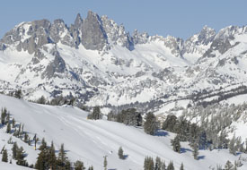 Free Lift Tickets Friday at Mammoth Mountain